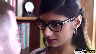 BANGBROS - Mia Khalifa is Back and Sexier Than Ever! Check It Out!