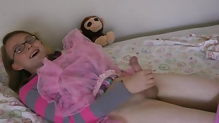 StayKinky - Complying Girl For Daddy