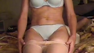 Adult join in matrimony facesitting on cam