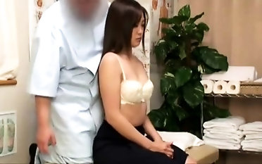Japanese gonzo rectal rubdown and intrusion