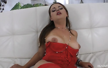There is nothing better for Svetlana Morich than effectuation with a cock