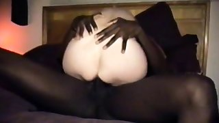 cuckold's get hitched gets a dark black cock full of juice.